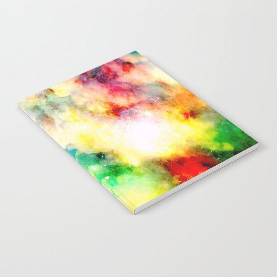 Fume Color Splash 01 Notebook