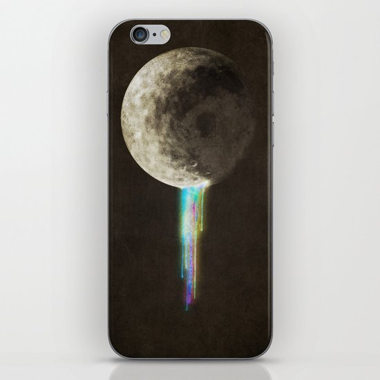 Color Bleed iPhone & iPod Skin