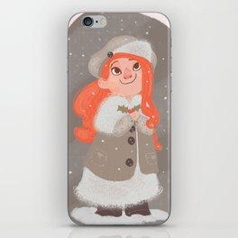 Christmas!!! iPhone Skin