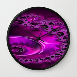Grittiest Rig 2 Wall Clock