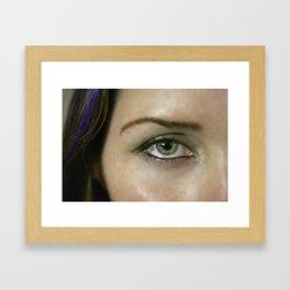 Masculine/Feminine? VI Framed Art Print