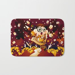 Alice in Wonderland- The King of Hearts Bath Mat