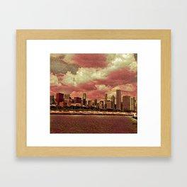 Chitown Framed Art Print