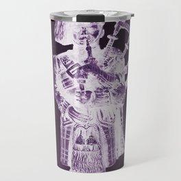 PURPLE PIPER Travel Mug