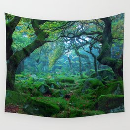 Forest #woods Wall Tapestry