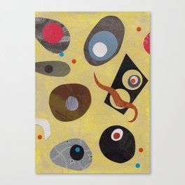 Funky Jive Live Canvas Print