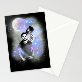 Three Shia Moon Stationery Cards