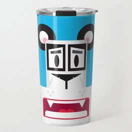 Cute Cartoon Panda Bear Travel Mug