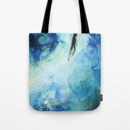 Deep Water Tote Bag