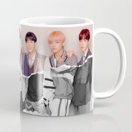 BTS Coffee Mug