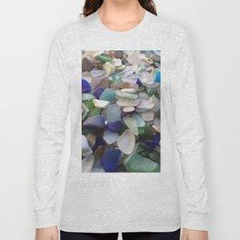 Sea Glass Assortment 2 Long Sleeve T-shirt