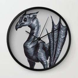 Thestral Wall Clock