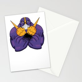 The Maxx Ready to Fight  Stationery Cards