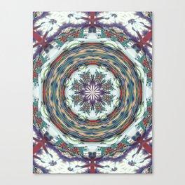 Wart Eye Pattern 2 Canvas Print