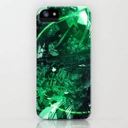 Sekasorto iPhone Case