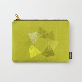 Crystal Round I Carry-All Pouch