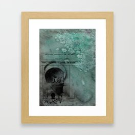 skullard Framed Art Print