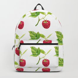 Raspberry, Fruit, Forest, Nature, Leaf, Berry, Sun, Summer, Happy Backpack
