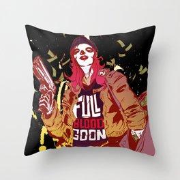 Guns N' Honey : Full Blood Goon x Hot Throw Pillow