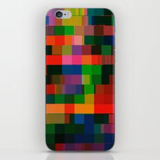 videotape (bear2_hex) iPhone & iPod Skin