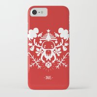 xmas iPhone & iPod Cases featuring XMAS by RUEI