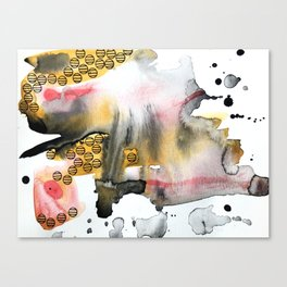 Contained Canvas Print