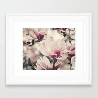 royal Framed Art Prints featuring Royal by Laura Ruth