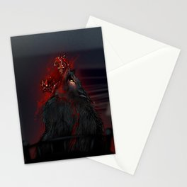 il Lupo Cattivo Stationery Cards