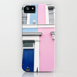 Notting Hill iPhone Case