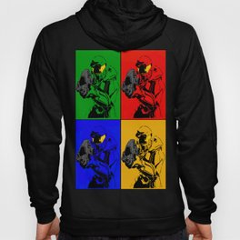 Master Chief Collage Hoody