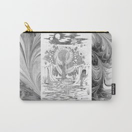 Flowers, Flowers, Flowers Carry-All Pouch