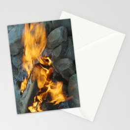 camp vibes Stationery Cards