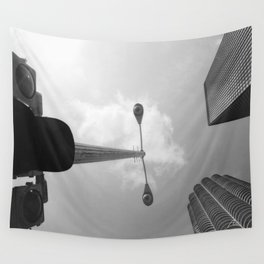 Urban Smile Wall Tapestry