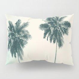 Palm Trees Pillow Sham