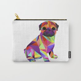 Pug Dog Molly Mops Carry-All Pouch