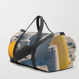 Sand Castle Duffle Bag
