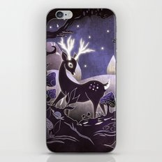 Protector of the Forest iPhone & iPod Skin