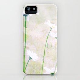 Margeritenwiese iPhone Case