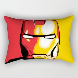 Iron Man Rectangular Pillow