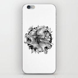 Cerberus iPhone Skin