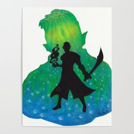 Fjord Poster