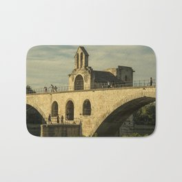 Pont d'Avignon Bath Mat