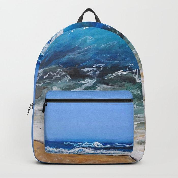 Rough Sea Backpack