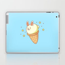 Bunny-lla Ice Cream Laptop & iPad Skin