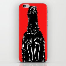 DOG BOTTLE iPhone & iPod Skin