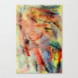 Long Ago and Far Away Canvas Print