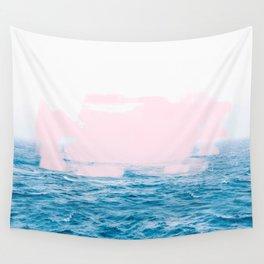 Ocean + Pink #society6 #decor #buyart Wall Tapestry