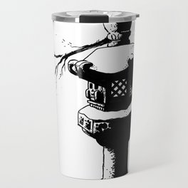 Nipponese Winter Travel Mug
