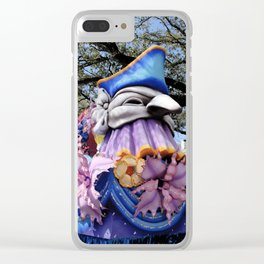 It's Carnival Time Clear iPhone Case