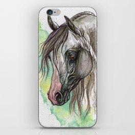 Arabian Horse iPhone Skin
